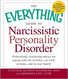 narcisstic personality disorder